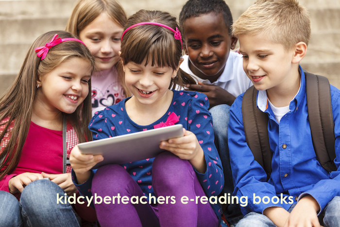 kidcyberteachers e-reading books